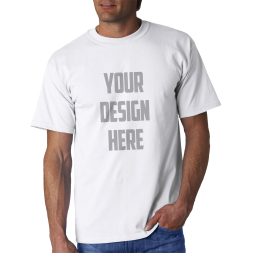 Clothing T-Shirt White [LPrinted]